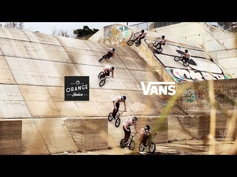 BMX – We Are Orange Juice Malaga Vacation
