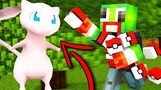 Video CATCHING MEW IN POKEMON GO! (MINECRAFT Pokemon Go) MP3, 3GP, MP4, WEBM, AVI, FLV Juli 2018