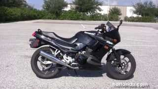 2. Used 2006 Kawasaki Ninja 250R Motorcycles for sale in Tampa Florida