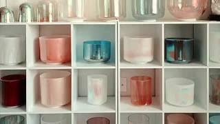 Kryon e as Taças de Cristal