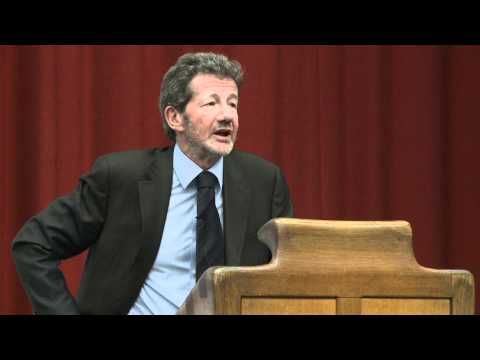 Professor Stefan Collini - Von Belles-Lettres, um Eng-Lit: Kritik und seine Publics