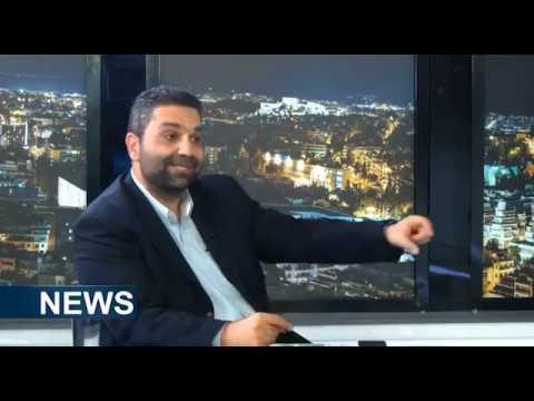 Ο Αναπλ. Επικεφαλής της Αντιπροσωπείας της ΕE στην Ελλάδα Γιώργος Μοσχόβης   TRT News, 12/10/2018