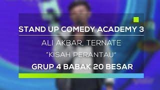 Video Stand Up Comedy Academy 3 : Ali Akbar, Ternate - Kisah Perantau MP3, 3GP, MP4, WEBM, AVI, FLV Februari 2018