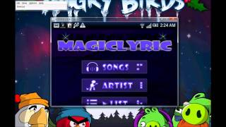 magiclyric YouTube video