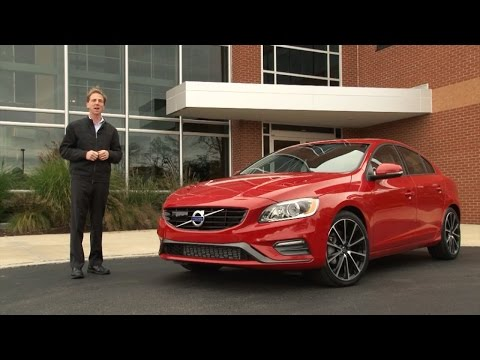 Volvo S60 Dynamic 2017 Review