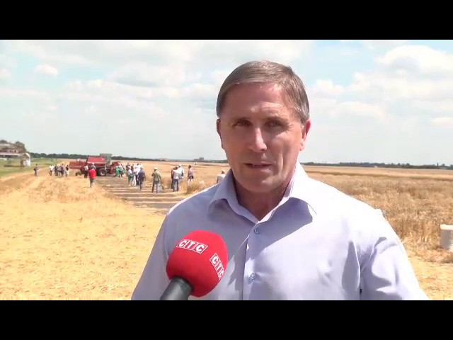 Голова ППУ Микола Кукуріка про трудівників села (День поля)