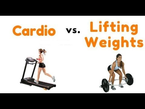 Cardio vs Weights - The Truth   Your Fitness Companion   by Imtiyaz