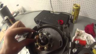 5. 2004 KTM 125SX : Bottom End Rebuild Part 4
