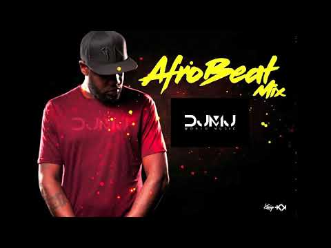 Dj Mj - AfroBeat Mix 2017/18 ( Avacalho Vol 3 )