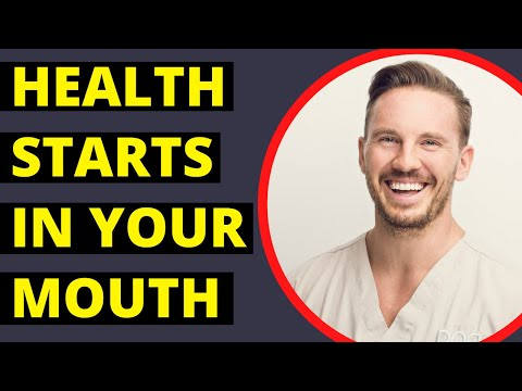 Health Starts In Your Mouth - Dr Dominik Nischwitz