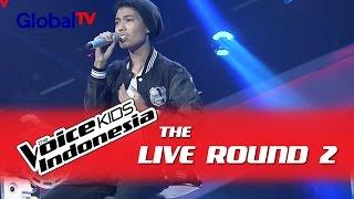 "Video Nuca ""Let It Go"" I The Live Rounds I The Voice Kids Indonesia GlobalTV 2016 MP3, 3GP, MP4, WEBM, AVI, FLV Oktober 2017"