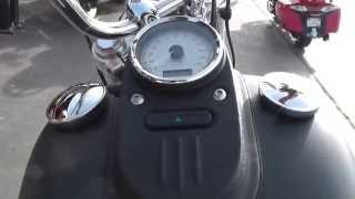 4. 319884 - 2011 Harley Davidson Dyna Street Bob FXDB - Used Motorcycle For Sale