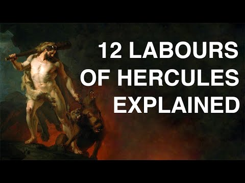 The 12 Labours of Hercules Explained In 50 Minutes