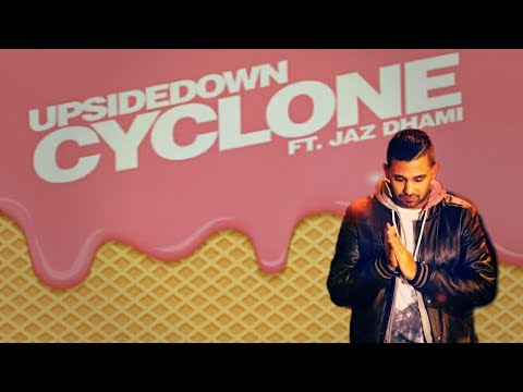 CYCLONE(Lyrics)_Jaz Dhami Ft. UpSideDown_Official_Lyrics_vedio_ PDx MUSiC