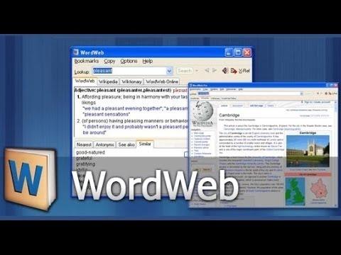 WordWeb Review