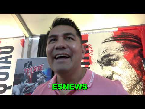 Marco Antonio Barrera Reveals People Got Mad At Him For Saying Pacquiao #2 GOAT After Ali