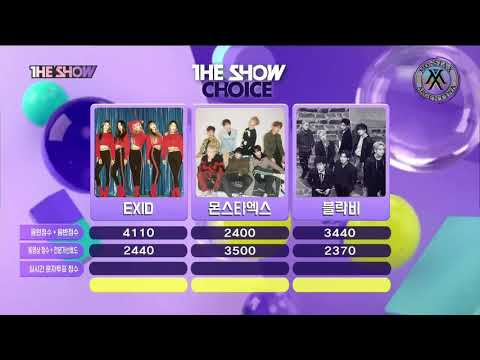 141117 [SUB ESP] MONSTA X's 1st Win #DRAMARAMA @ THE SHOW
