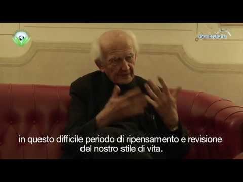 22 Aprile 2013 Zygmunt Bauman alla Maratona web per la Terra di Earth Day Italia