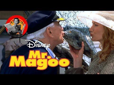 Mr. Magoo - duas dublagens (VHS e TV paga)