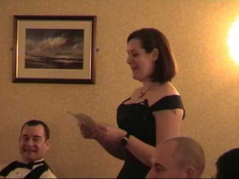 Robert Burns Night - Reply from the Lassies