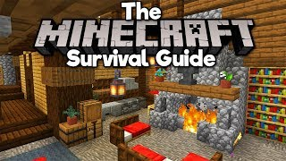 Modern House Interior Design! • The Minecraft Survival Guide [Part 215]