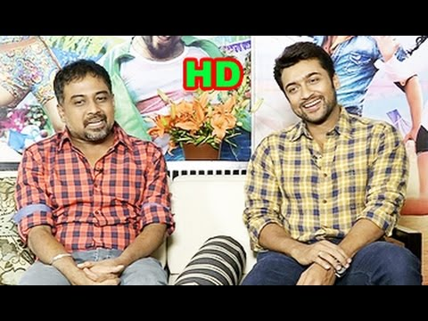 Surya and Linguswamy Exclusive Interview || about Sikindar Movie || Part 02