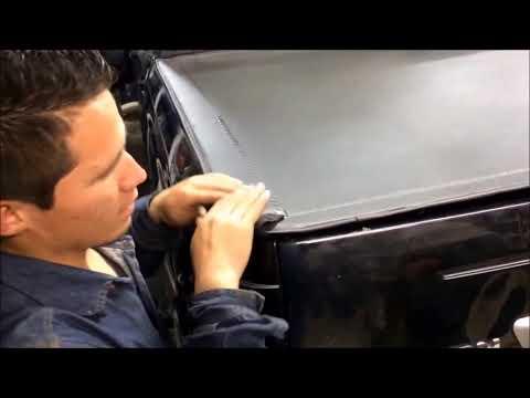 Carpa de rieles Sang Yong camioneta y herraje de caucho fabricacion nacional tel 2407962