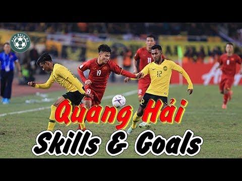 Những pha bóng và bàn thắng để đời của Quang Hải làm các CĐV nức nở @ vcloz.com