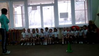 ДЕНЬ ЗДОРОВЬЯ -2014 детский сад №1