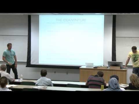 UVU: Entrepreneurship Lecture Series-Justin und Sean Bingham