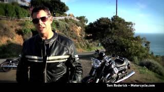 4. Moto Guzzi California 1400 Touring ABS and California 1400 Custom ABS