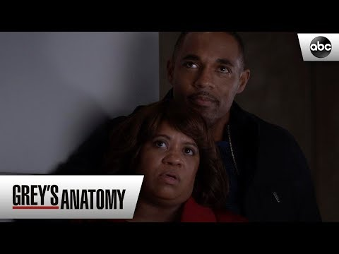 Ben and Bailey's Moment of Beauty - Grey's Anatomy Season 15 Episode 14