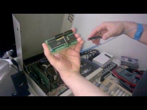 Testing skyscraper's XT IDE cards