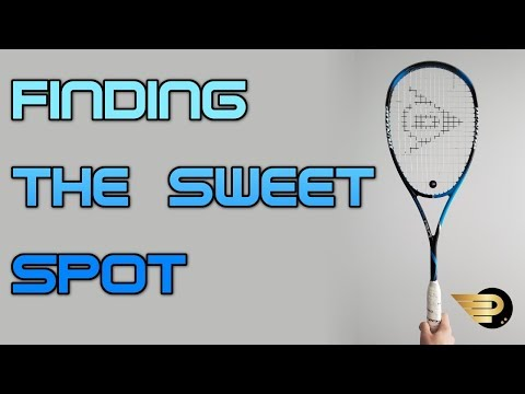 Squash - What Is The Sweet Spot?