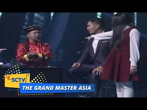 Sesosok Bayangan Wanita Membantu Aksi The Sacred Riana | Grand Final The Grand Master Asia