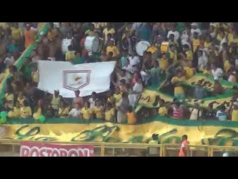 Rebelión Auriverde Norte - Auriverde de mi vida, yo te quiero de verdad. - Rebelión Auriverde Norte - Real Cartagena