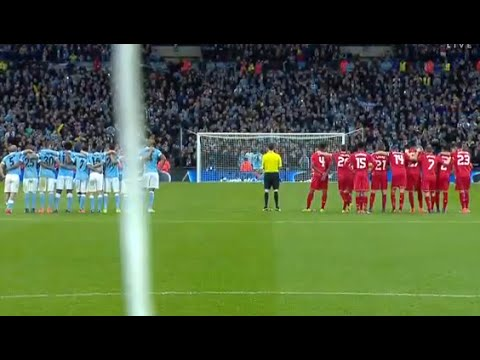 Liverpool 1-1 Manchester City, Penalties, FINAL Capital One Cup 28 February, 2016