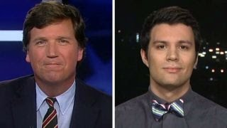 Video Tucker v student who says Trump shouldn't be given chance MP3, 3GP, MP4, WEBM, AVI, FLV April 2019