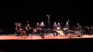 MTHS Percussion Ensemble - Bayport Sketch