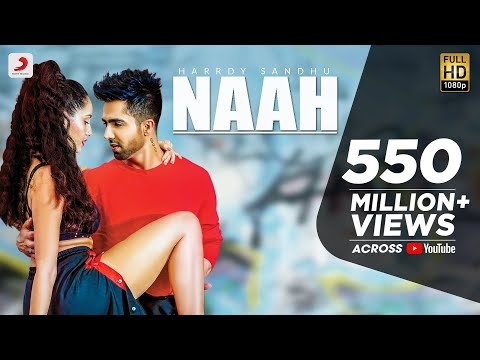 "Sony Music Artist HARRDY SANDHU'S ""NAAH"" IS A HIT ON ARRIVAL!"