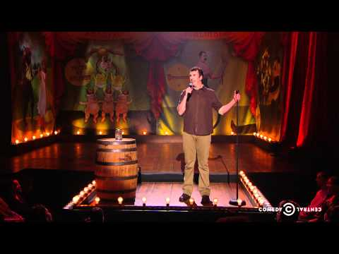 Matt Braunger: Shovel Fighter - Lonelyman Dinners
