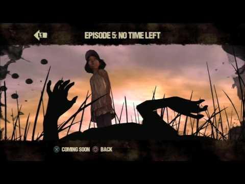 The Walking Dead Game Episode 5 - No Time Left (Season Finale)