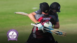 Video Incredible last-wicket stand brings victory - Somerset v Gloucestershire Highlights MP3, 3GP, MP4, WEBM, AVI, FLV Juni 2018