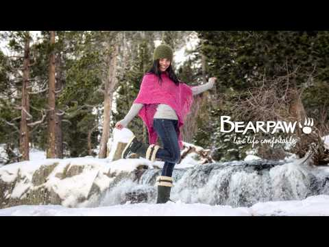BEARPAW Fall 2013 Lookbook video