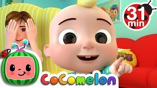Peek a Boo Song | +More Nursery Rhymes & Kids Songs - CoCoMelon