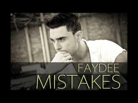 Faydee - Mistakes lyrics