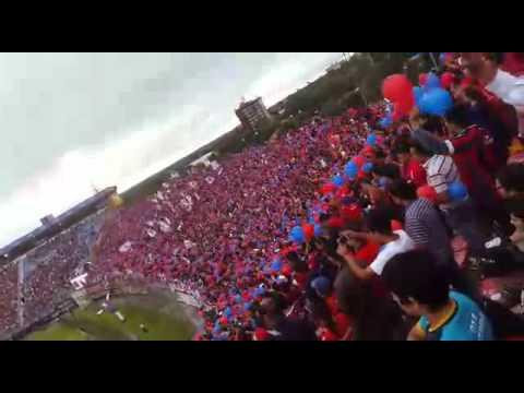Canticos de Cerro Porteño vs olimpia - La Plaza y Comando - Cerro Porteño