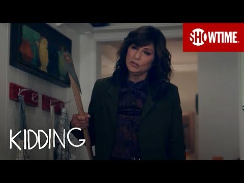 'Where Is the Sitter?' Ep. 9 Official Clip | Kidding | Season 2