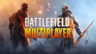 BATTLEFIELD 1 MULTIPLAYER GAMEPLAY REVEAL DATE! (Less Than Two Weeks!!)