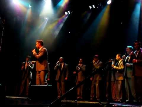 Straight No Chaser, Soldier by Gavin DeGraw, #SNC Cruise, 10/14/2012